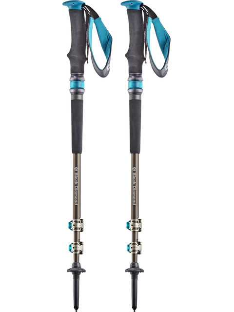 Black Diamond Trail Pro Shock Poles Women